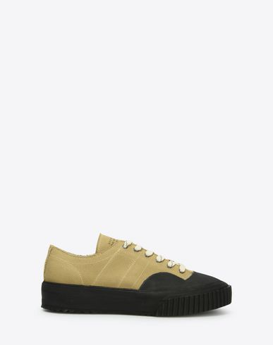 MAISON MARGIELA Sneakers U Low-top canvas sneakers f