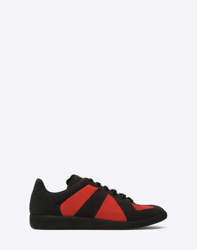 MAISON MARGIELA Sneakers U Two-tone 'Replica' sneakers f