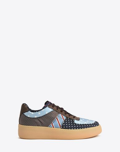MAISON MARGIELA Sneakers Man Patchwork sneakers f