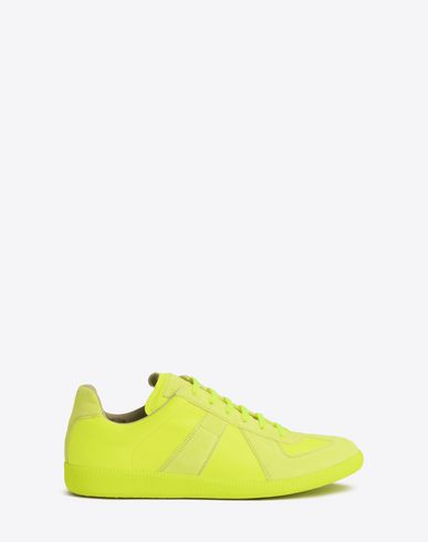 MAISON MARGIELA Sneakers U Fluorescent 'Replica' sneakers f