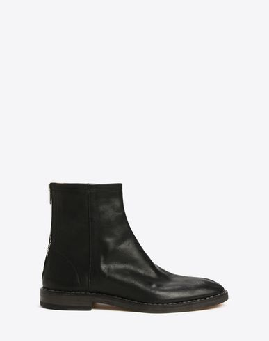 MAISON MARGIELA Bottines Homme Bottines en cuir de veau f
