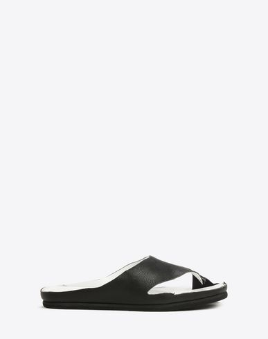 MAISON MARGIELA Cut-out 'Tabi' sandals Flip flops Man f