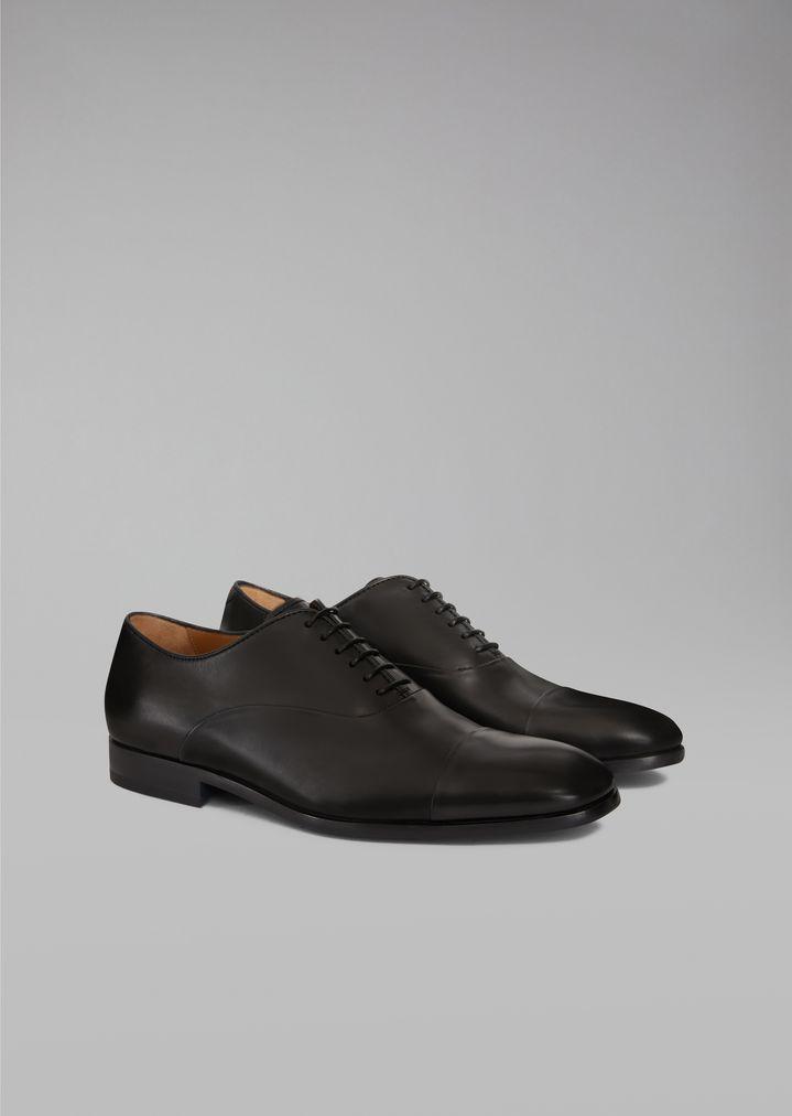 FOOTWEAR - Lace-up shoes Giorgio Armani SmI27d02