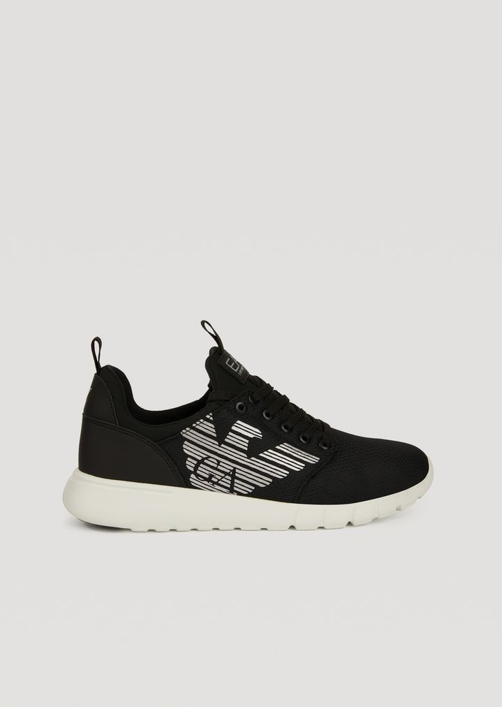 cheap sale high quality Ea7 Emporio Armani runner sneakers discount authentic footlocker pictures sale online outlet looking for 8Ht5AjP