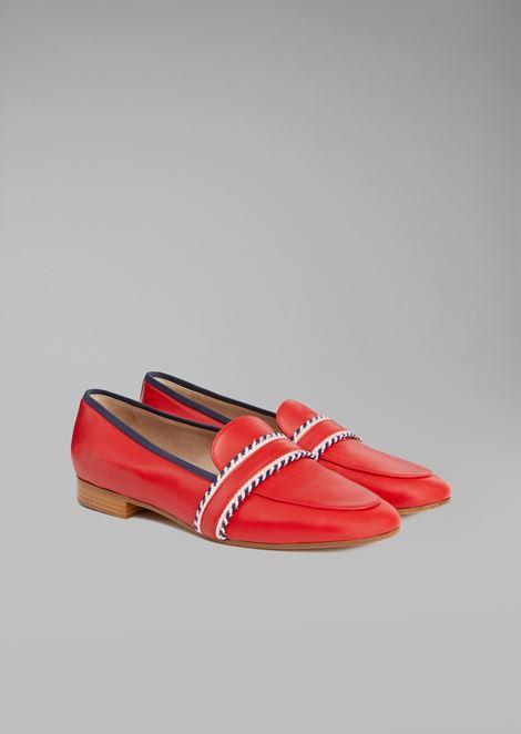 GIORGIO ARMANI Loafers Woman r