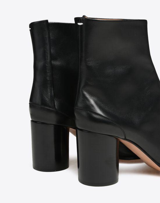MAISON MARGIELA Calfskin Tabi boot Tabi boots [*** pickupInStoreShipping_info ***] a