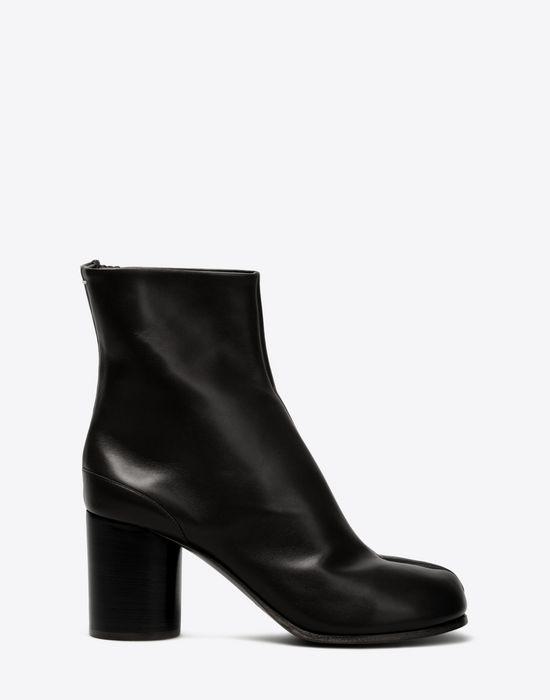 MAISON MARGIELA Ankle Boots Tabi Damen Tabi Stiefel aus Kalbsleder f