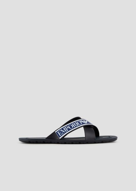 6fd5ee17e PVC SANDALS WITH LOGO
