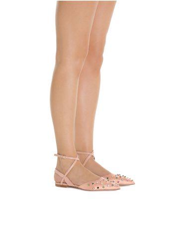 REDValentino PQ2S0A16BCY C03 Ballerina Woman a