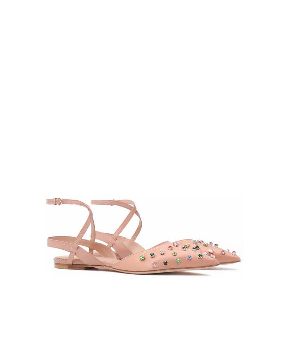 REDValentino BALLERINAS SLEEK