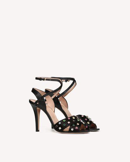 REDValentino High-heeled sandal Woman PQ2S0A17BCY 0NO f