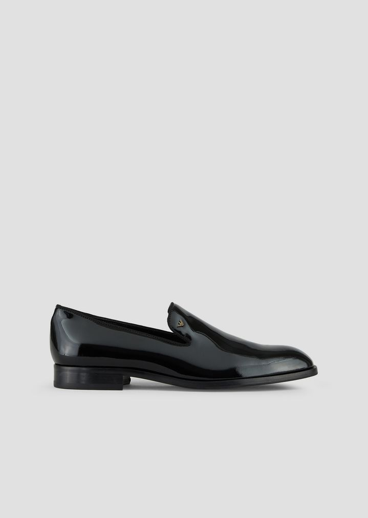 72e8d068e5 Loafer in patent leather