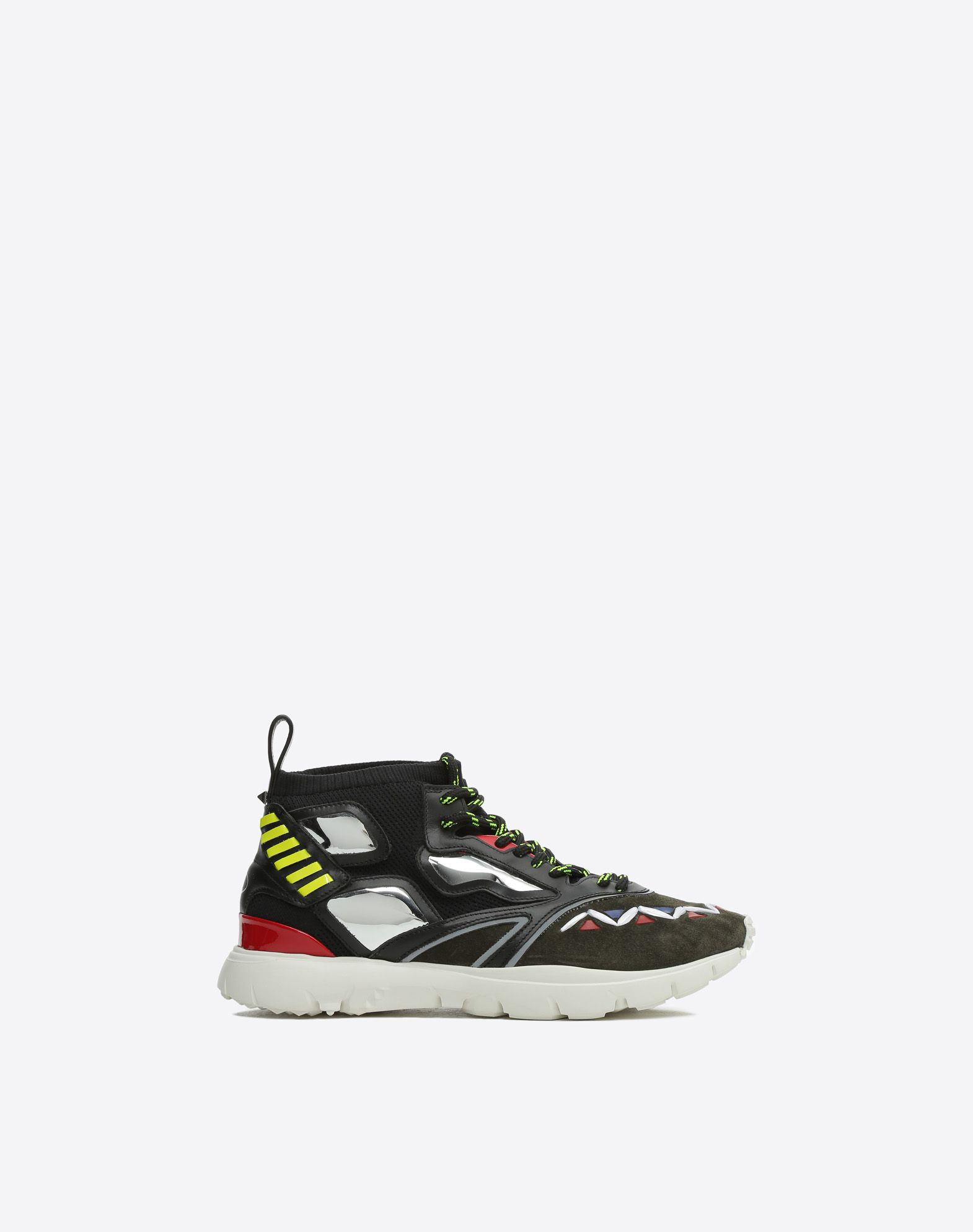 Black heroes reflex sneakers Valentino Wide Range Of Excellent Sale Online pw4cTwAJw2
