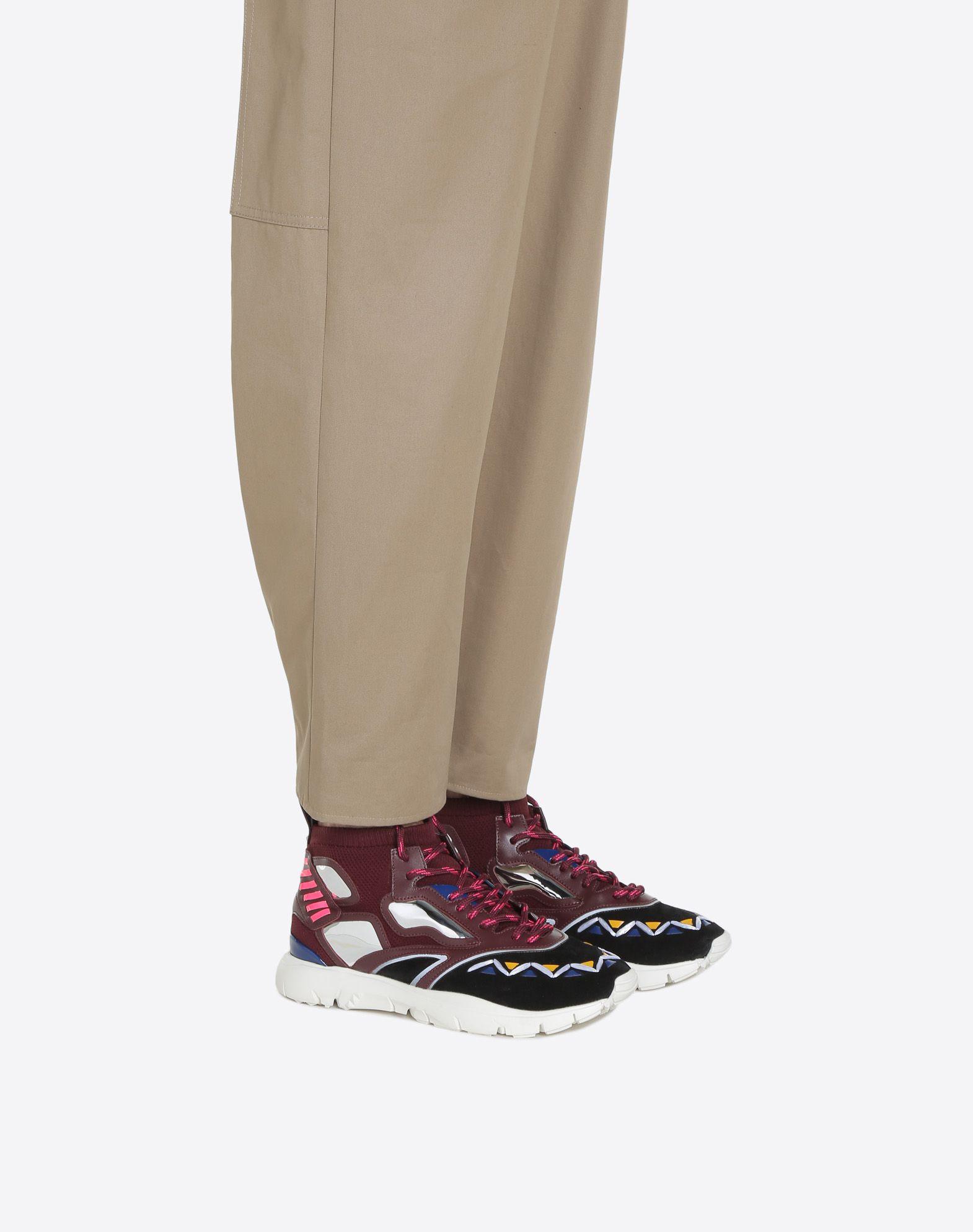 VALENTINO GARAVANI UOMO Heroes Reflex Sneakers Sneaker U a