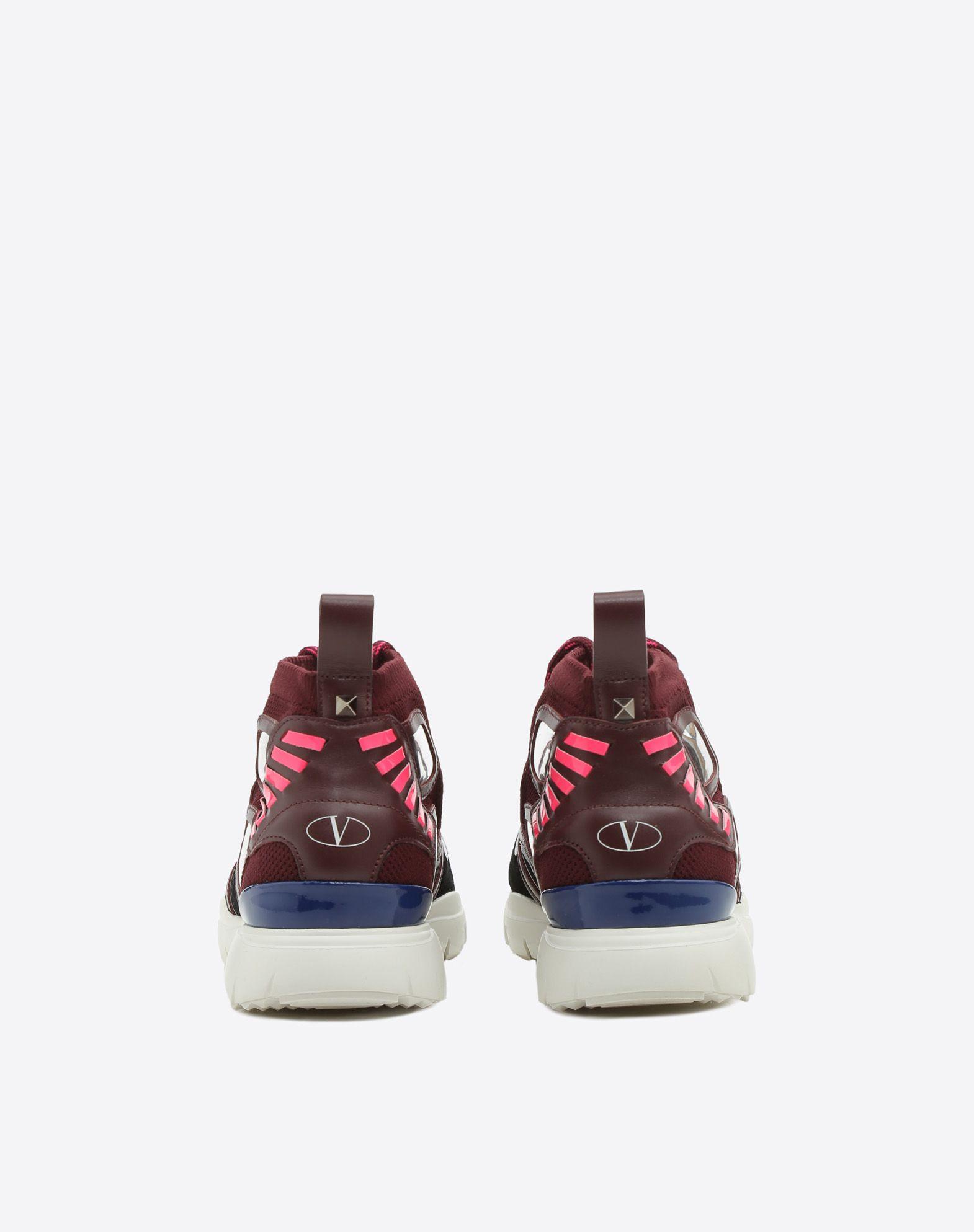 VALENTINO GARAVANI UOMO Heroes Reflex Sneakers Sneaker U d