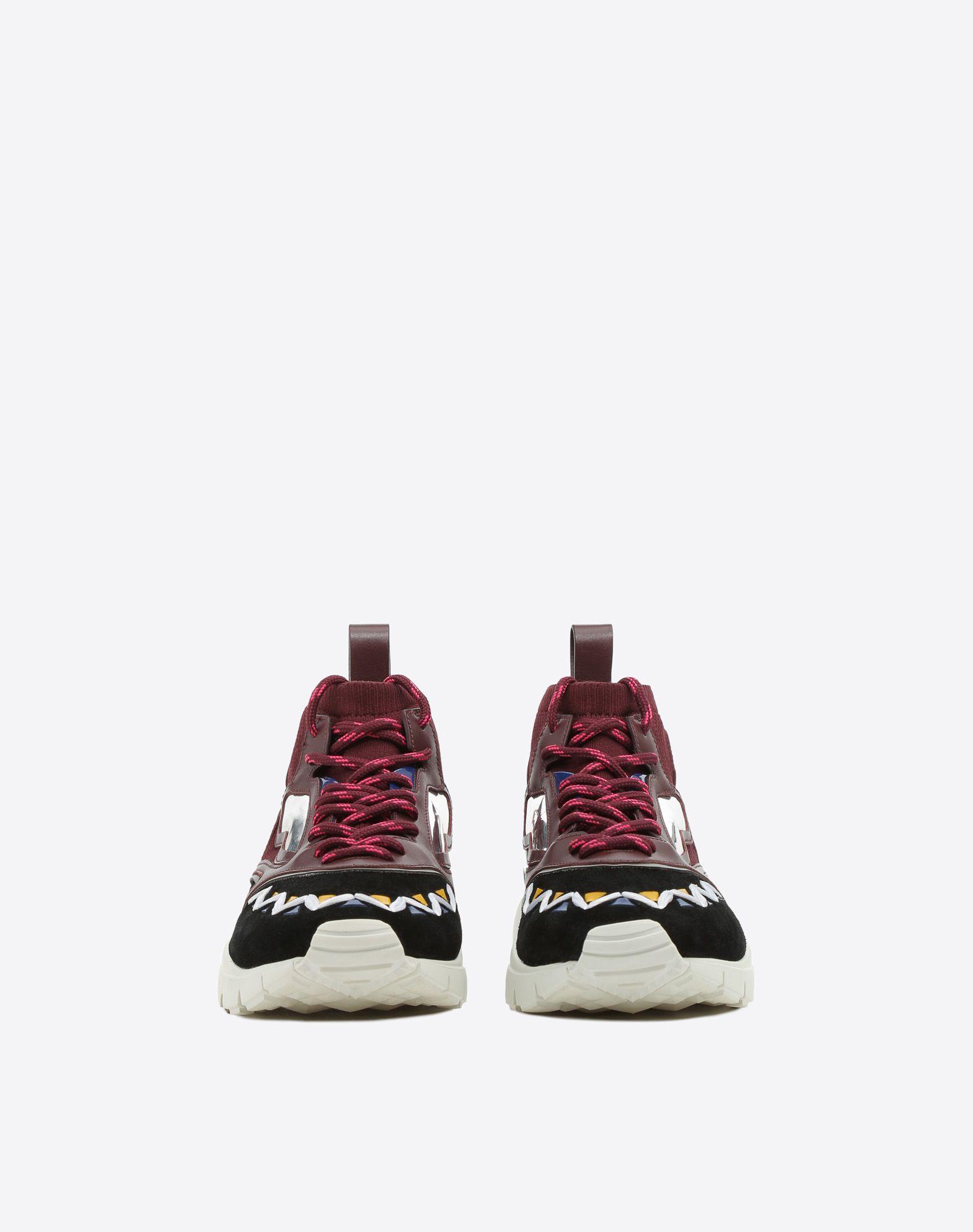 VALENTINO GARAVANI UOMO Heroes Reflex Sneakers Sneaker U e