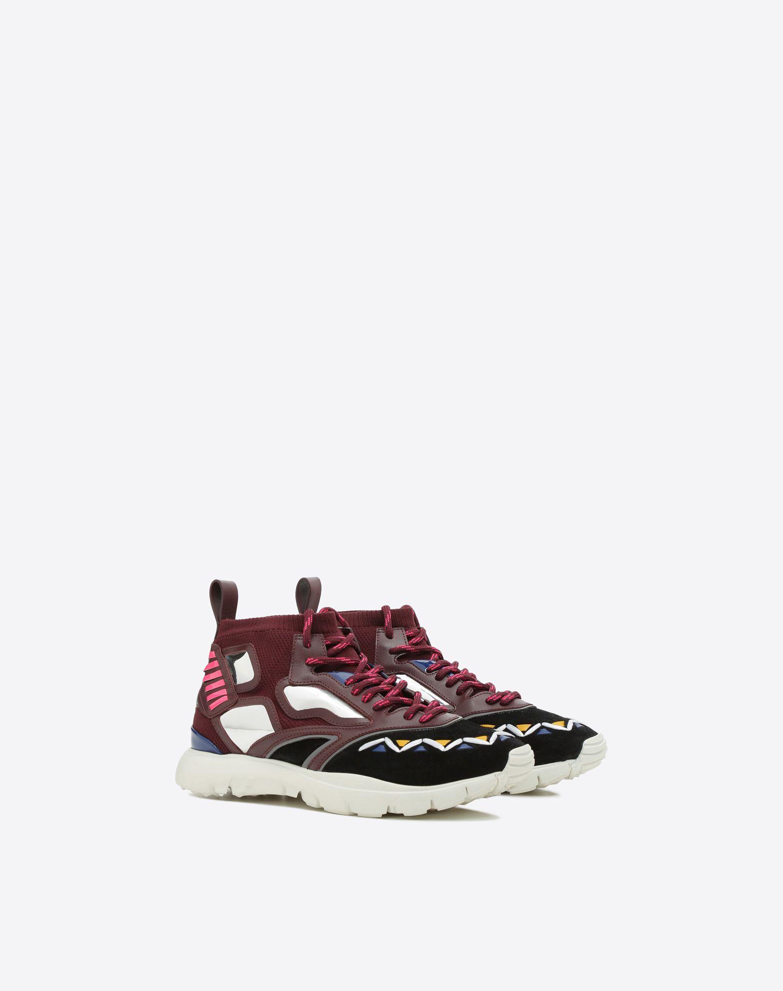 VALENTINO GARAVANI UOMO Heroes Reflex Sneakers Sneaker U r
