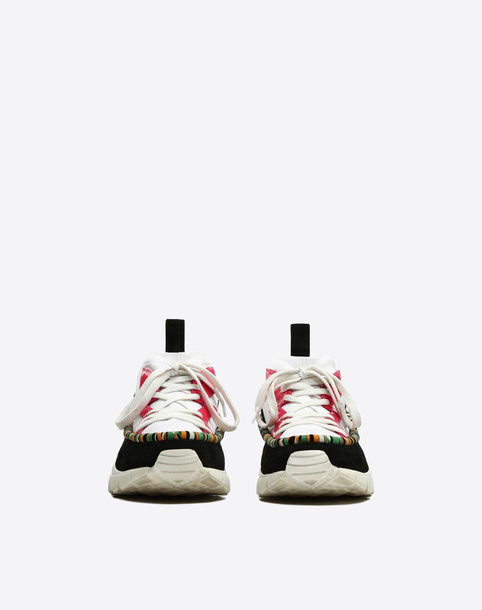 VALENTINO GARAVANI UOMO Sneakers Heroes Tribe SNEAKERS ALTAS U e