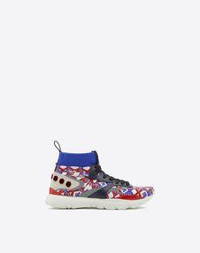 VALENTINO GARAVANI UOMO Sneaker U Heroes Tribe Sneakers f