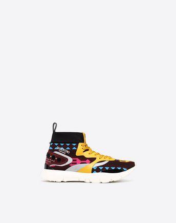 VALENTINO GARAVANI UOMO SNEAKERS ALTAS U Sneakers Heroes Tribe f