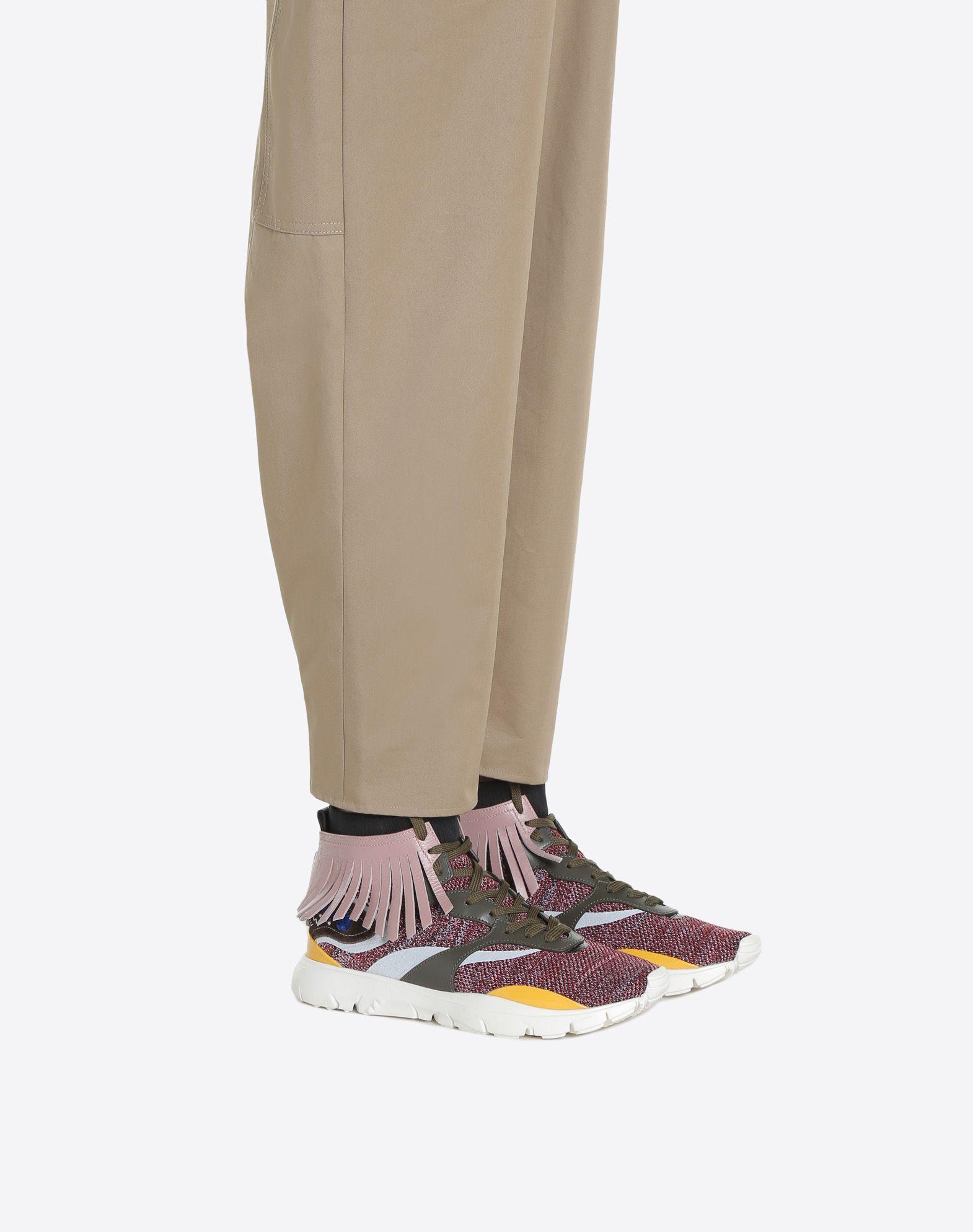 VALENTINO GARAVANI UOMO Heroes Tribe 运动鞋 运动鞋 U a