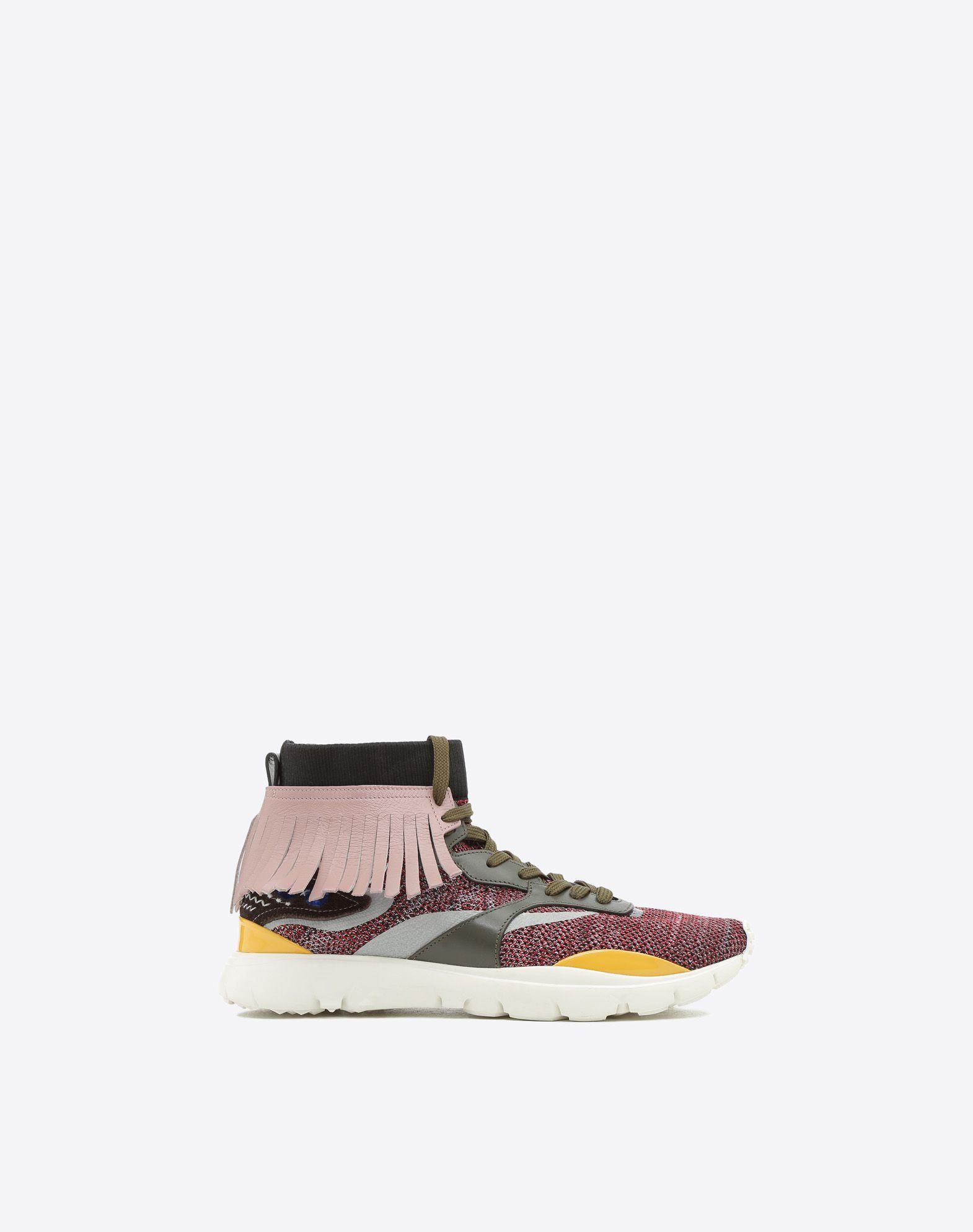 VALENTINO GARAVANI UOMO Heroes Tribe 运动鞋 运动鞋 U f