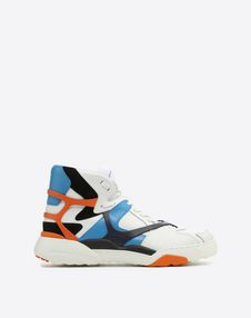 VALENTINO GARAVANI UOMO HIGH-TOP SNEAKER U Made One Sneaker f