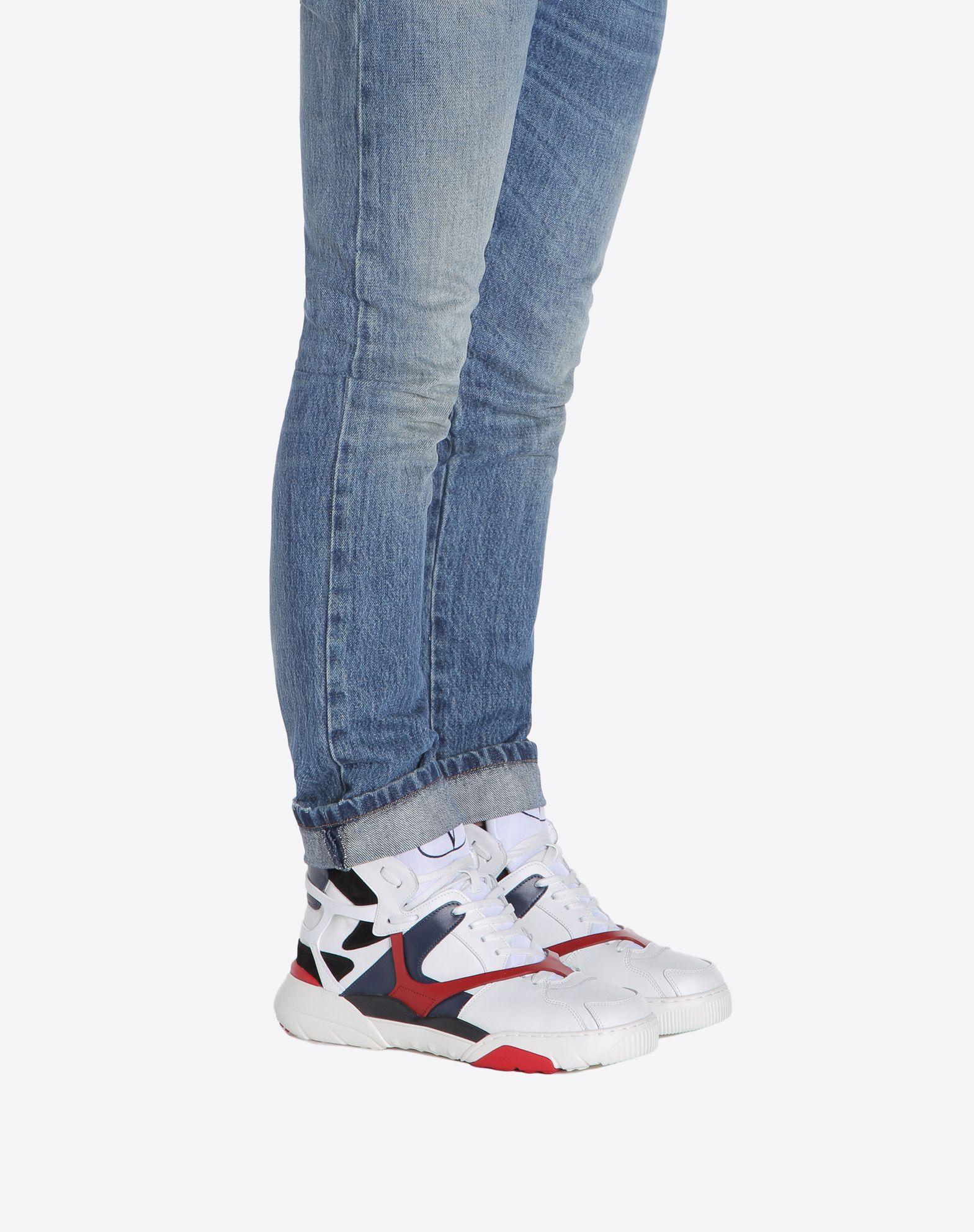 VALENTINO GARAVANI UOMO Made One Sneaker HIGH-TOP SNEAKER U a