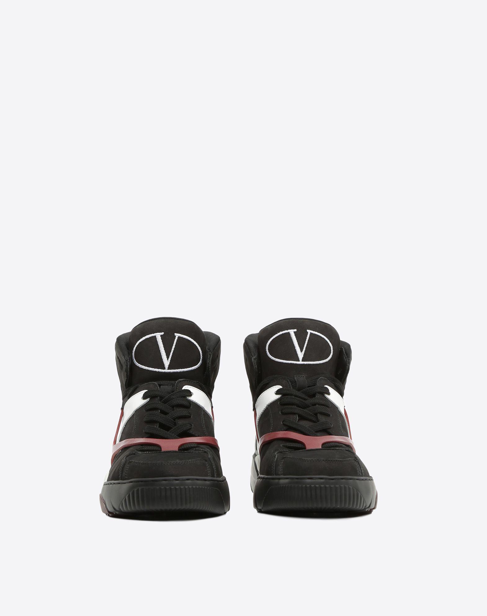 VALENTINO GARAVANI UOMO Made One Sneaker HIGH-TOP SNEAKER U e