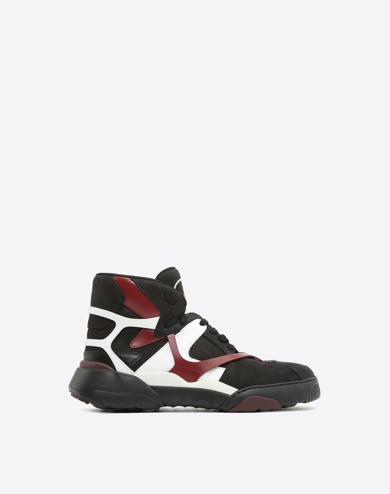 VALENTINO GARAVANI UOMO Made One Sneaker HIGH-TOP SNEAKER U f