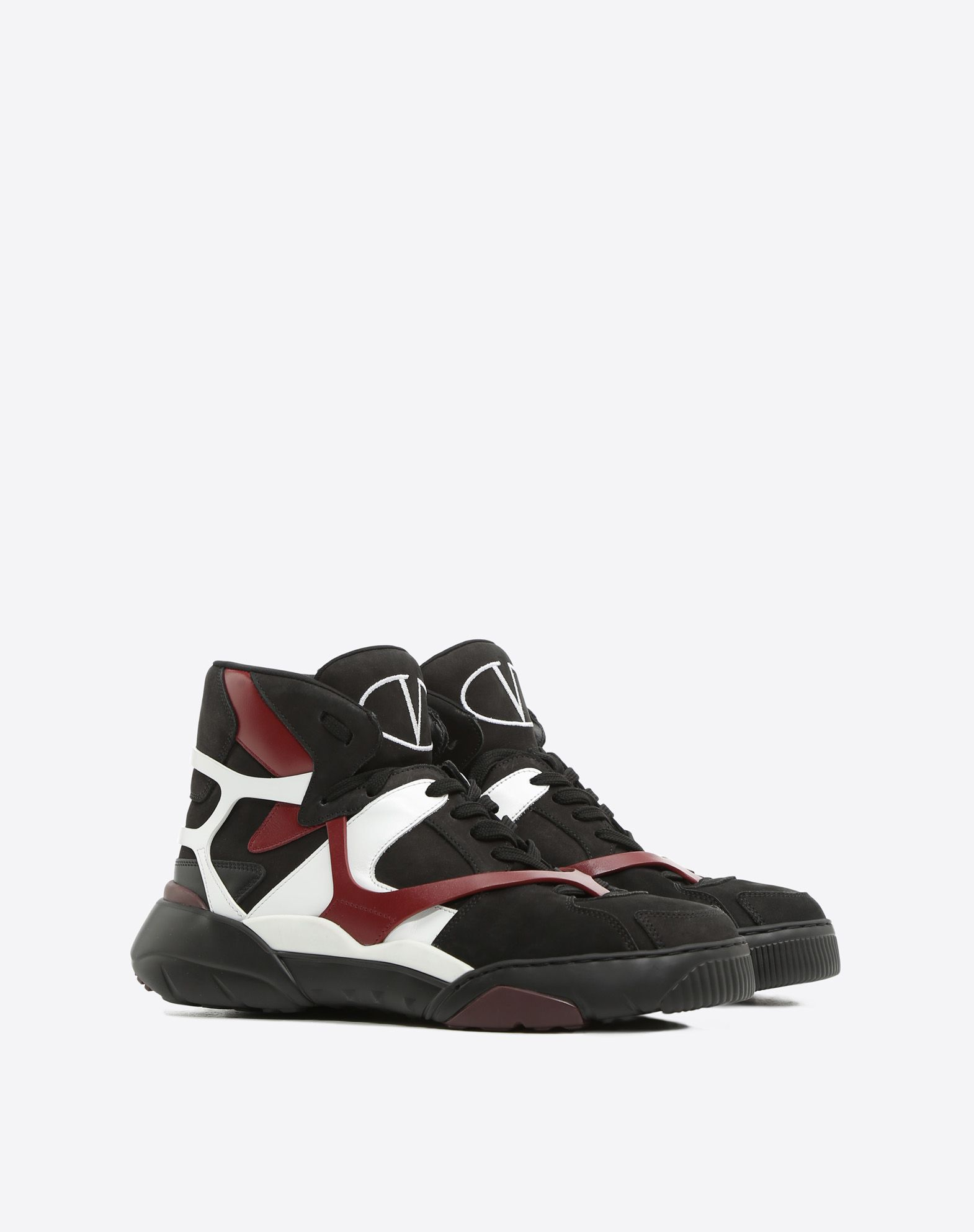 VALENTINO GARAVANI UOMO Made One Sneaker HIGH-TOP SNEAKER U r