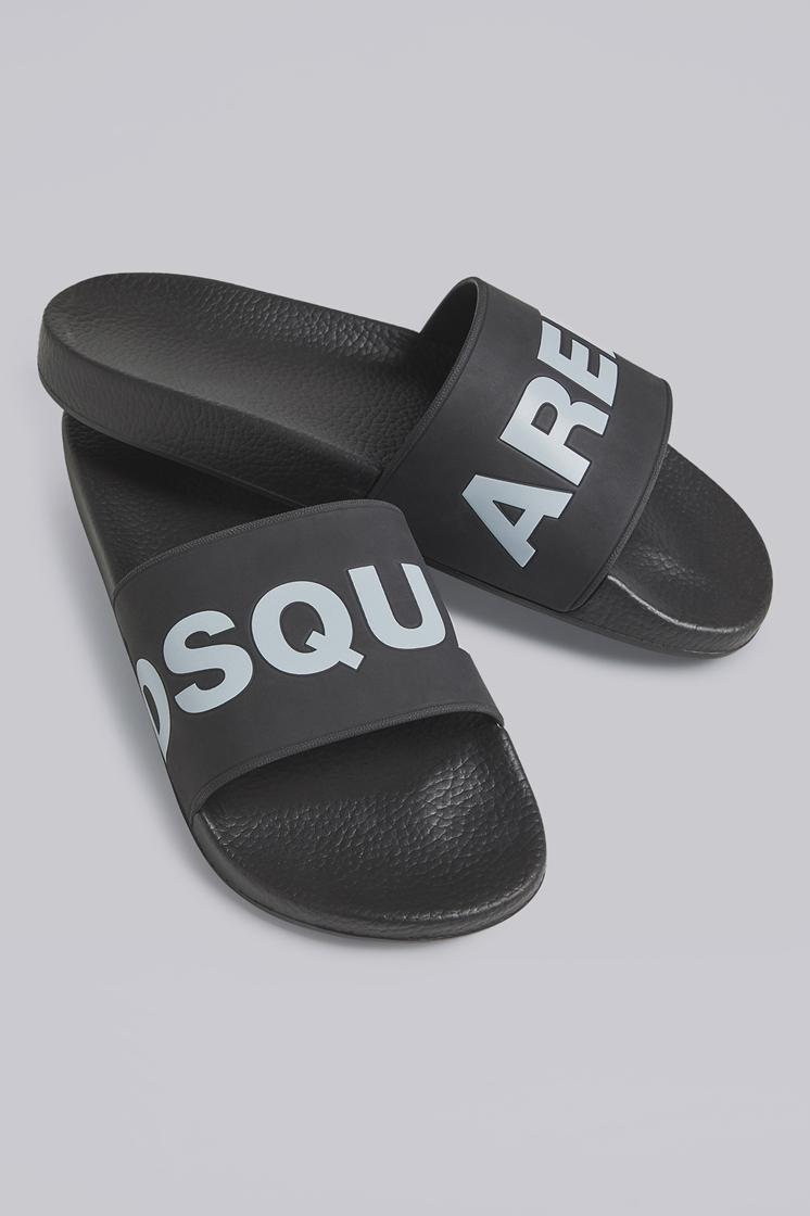 DSQUARED2 D2 Slides Flip flops Man