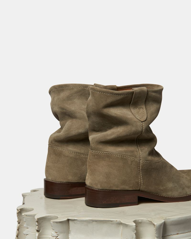 CRYSTON boots ISABEL MARANT
