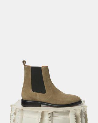 ISABEL MARANT 靴子 男士 CHELT boots d
