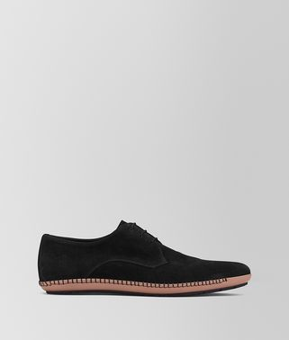 NERO SUEDE BV FELLOWS SHOE