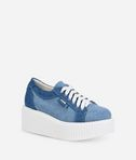 KREEPER Denim Lace Shoe