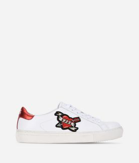 KARL LAGERFELD KUPSOLE CAPTAIN KARL LACE-UP