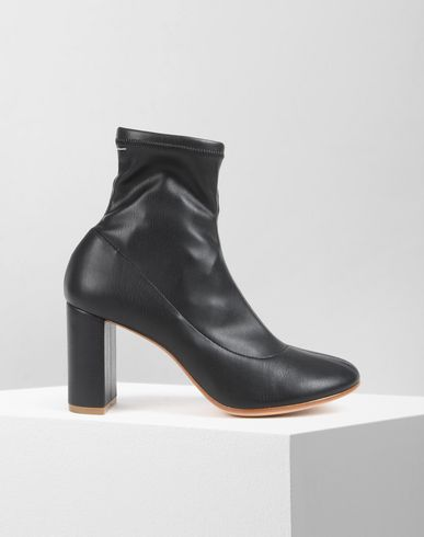 MM6 MAISON MARGIELA Ankle boots D Pump-sock ankle boots f