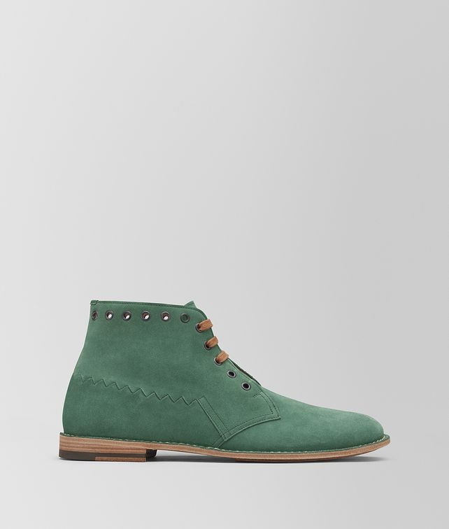 BOTTEGA VENETA THYME SUEDE MALDON BOOT Boots and ankle boots Man fp