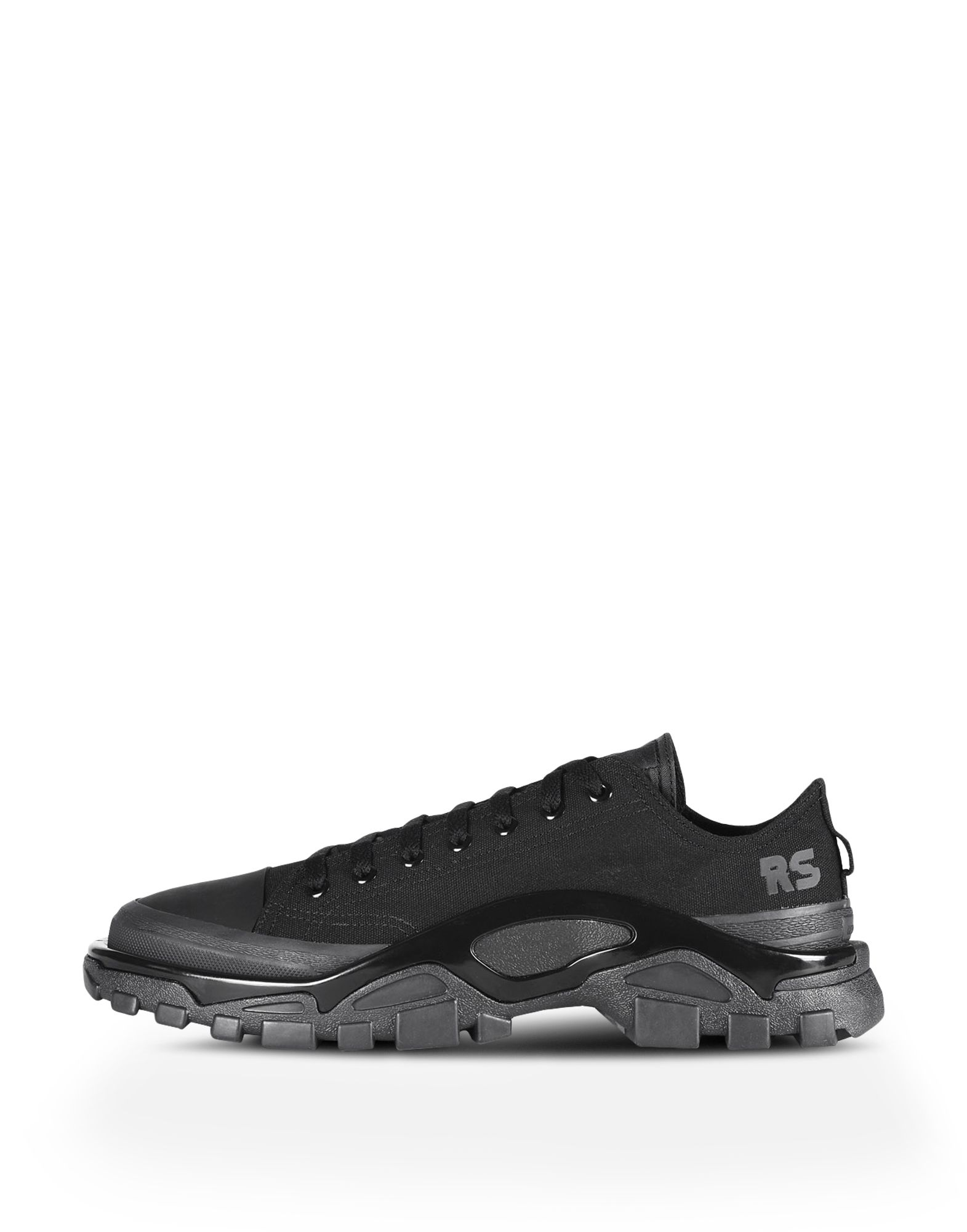 RS Detroit Runner sneakers - Black adidas by Raf Simons