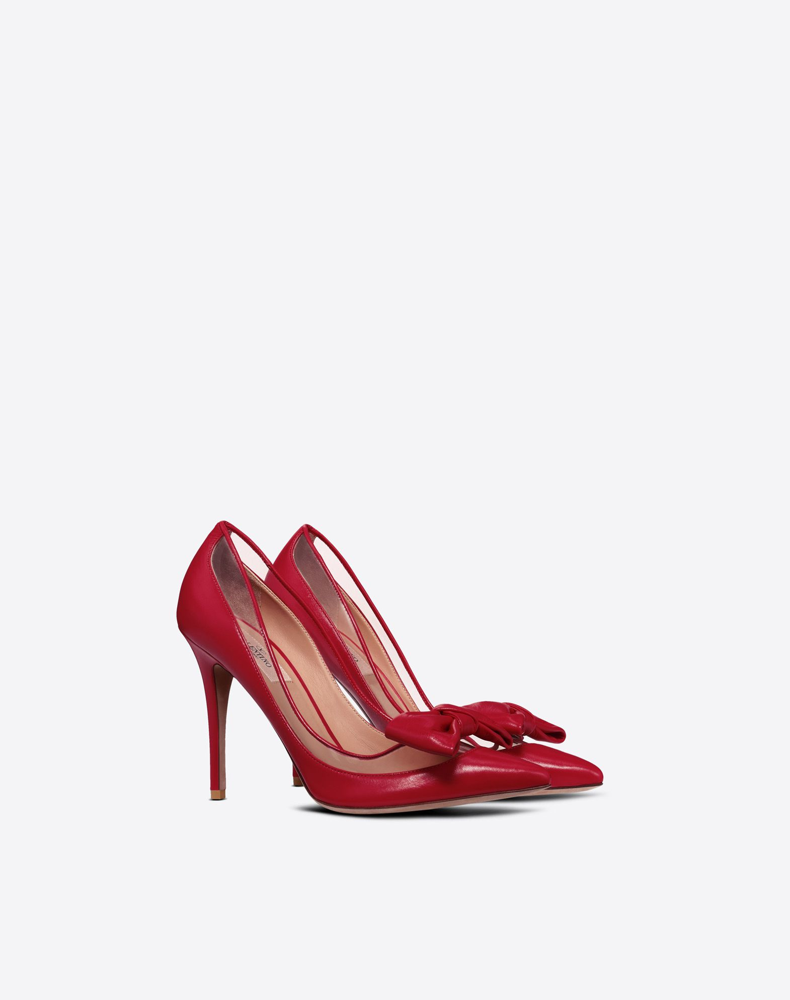 VALENTINO Dollybow pump  HIGH HEEL PUMPS D r