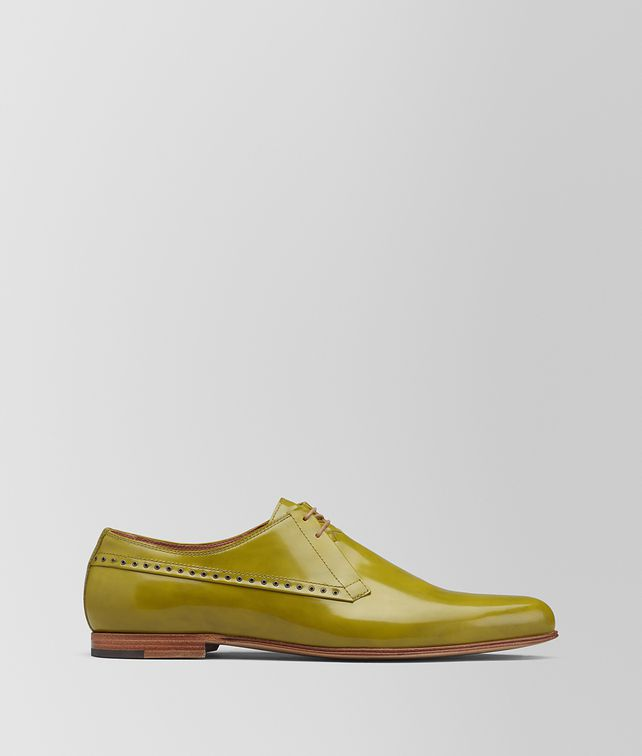BOTTEGA VENETA CHAMOMILE CALF MARCELLO SHOE Lace Up [*** pickupInStoreShippingNotGuaranteed_info ***] fp
