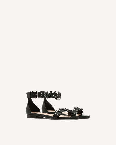 REDValentino Sandal Woman PQ2S0A37GVE 0NO f