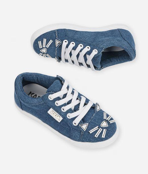 KARL LAGERFELD Choupette toe sneakers 12_f