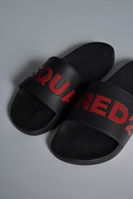DSQUARED2 Dsquared2 Slides Sandalias de dedo Hombre