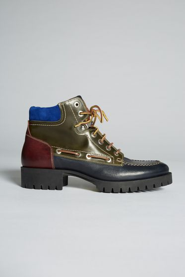 DSQUARED2 Lace-Up Ankle Boot Man ABM0009144100012124 m