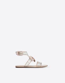 VALENTINO GARAVANI FLAT SANDALS D Dollybow flat sandal f
