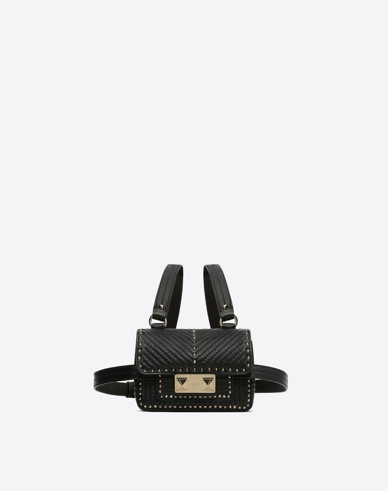 VALENTINO GARAVANI Mini Body Bag BUM BAG D f