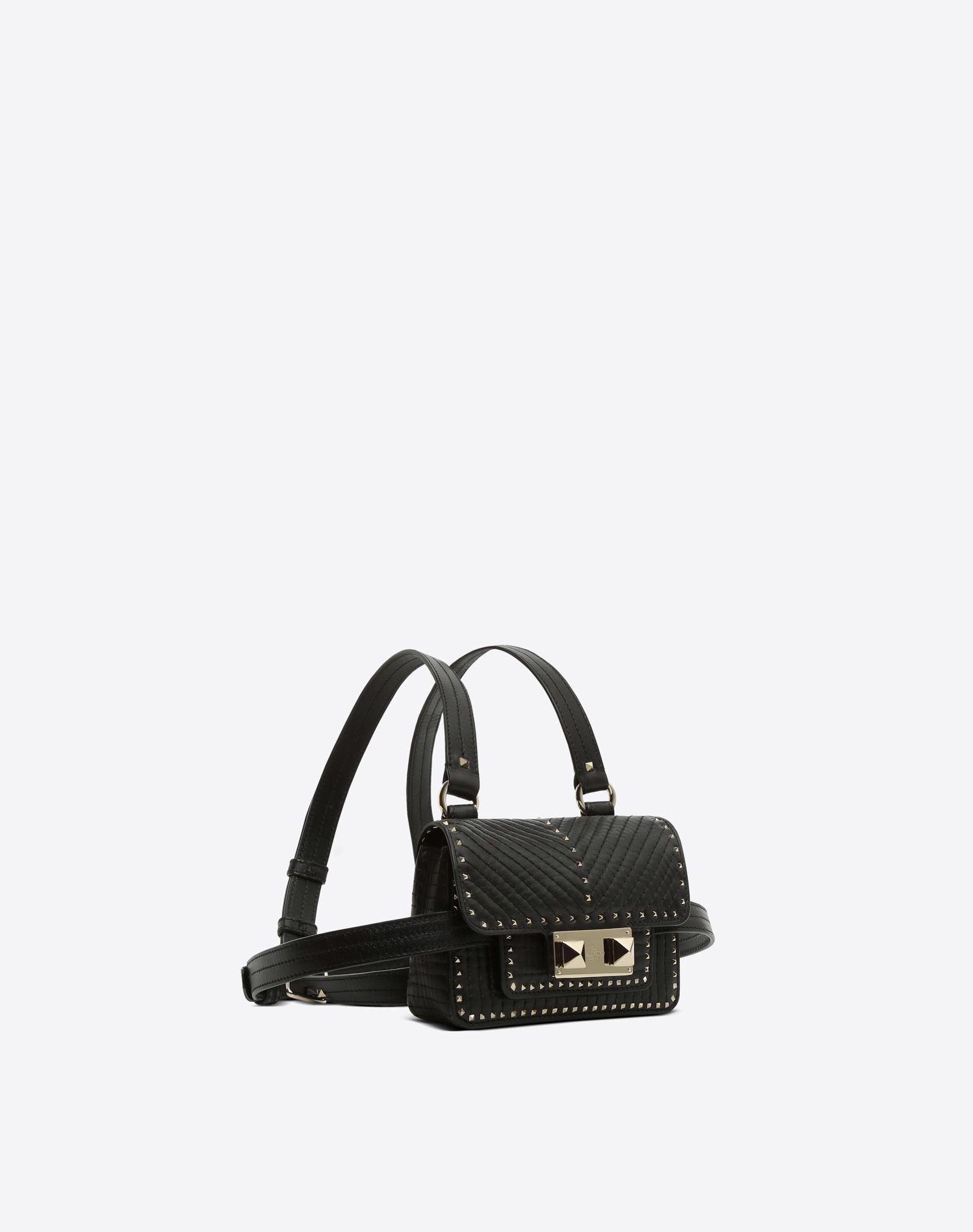 VALENTINO GARAVANI Mini Body Bag BUM BAG D r
