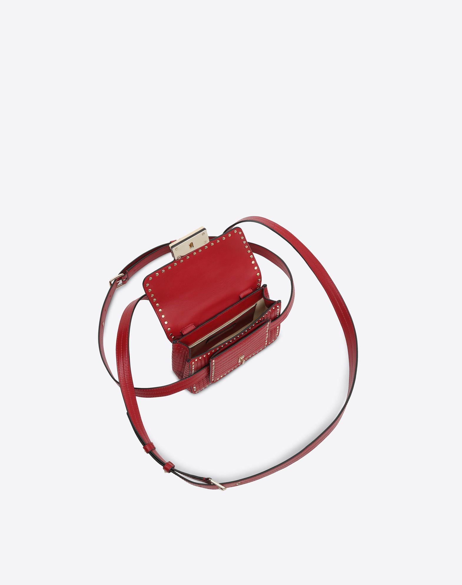 VALENTINO GARAVANI Mini Body Bag BUM BAG D e